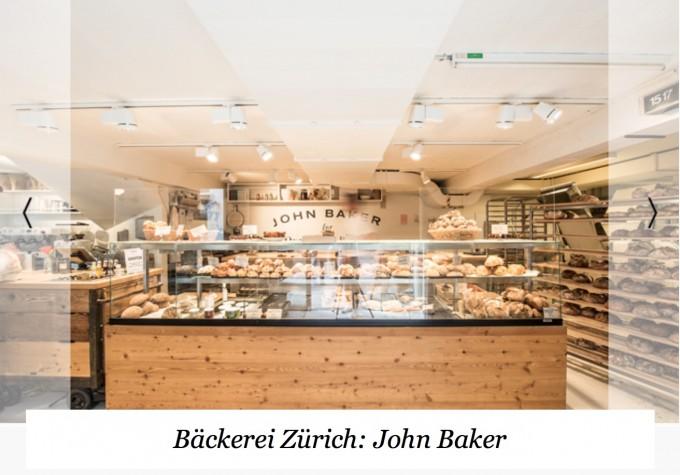 John Baker Zurich